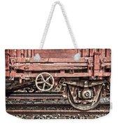 Train Wagon Weekender Tote Bag