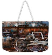 Train - With Age Comes Beauty  Weekender Tote Bag