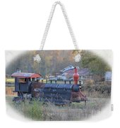Trains Planes And Automobiles Weekender Tote Bag