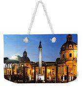 Trajan's Column Weekender Tote Bag
