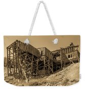Tramway Headhouse Weekender Tote Bag