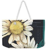 Tranquil Daisy 1 Weekender Tote Bag