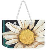 Tranquil Daisy 2 Weekender Tote Bag