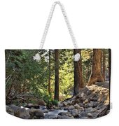 Tranquil Forest Weekender Tote Bag