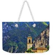 Tranquil Landscape Weekender Tote Bag by Mariola Bitner