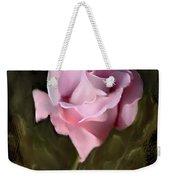 Tranquil Rose Weekender Tote Bag