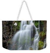 Tranquil Waterfall Weekender Tote Bag