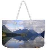 Tranquility Alouette Lake - Golden Ears Prov. Park, British Columbia Weekender Tote Bag