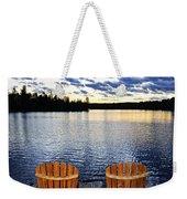 Tranquility At Sunset Weekender Tote Bag by Elena Elisseeva