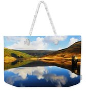 Tranquility Weekender Tote Bag by Ayse Deniz