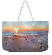 Tranquility Beach Weekender Tote Bag by Betsy Knapp