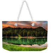 Tranquility Weekender Tote Bag by Brett Engle