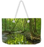 Tranquility In The Forest Weekender Tote Bag