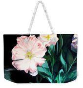 Tranquility In The Garden Weekender Tote Bag