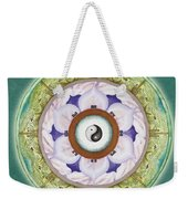 Tranquility Mandala Weekender Tote Bag