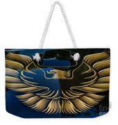 Trans Am Eagle Weekender Tote Bag