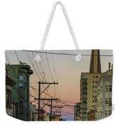 Transamerican Urbanism Weekender Tote Bag