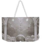 Transcendental Beauty Weekender Tote Bag