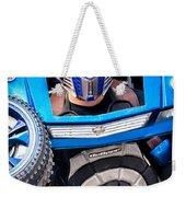 Transformer Man Mime Weekender Tote Bag