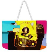 Transistor Deconstruction Weekender Tote Bag