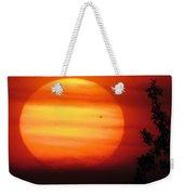 Transit Of Venus 2012 Weekender Tote Bag