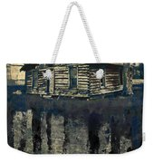 Transitory Weekender Tote Bag by Brett Pfister