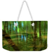Translucent Forest Reflections Weekender Tote Bag