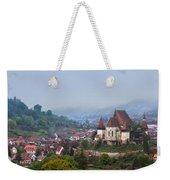 Transylvania Weekender Tote Bag