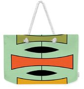 Trapezoids 2 Weekender Tote Bag