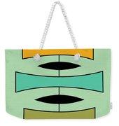 Trapezoids Weekender Tote Bag