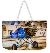Travel Air 4000 Weekender Tote Bag