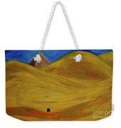 Travelers Desert Weekender Tote Bag
