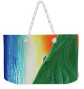 Travelers Rainbow Waterfall By Jrr Weekender Tote Bag