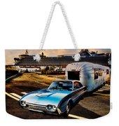 Travelin' In Style Weekender Tote Bag