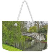 Traveling The Cam Weekender Tote Bag