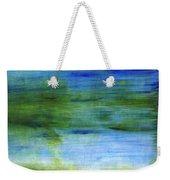 Traveling West Weekender Tote Bag by Linda Woods