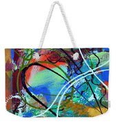 Traveling With The Gypsies Weekender Tote Bag