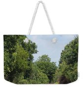 Traxs To Anywhere Weekender Tote Bag