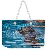 Treading Water V2 Weekender Tote Bag