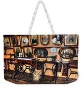 Treadle Sewing Machines Weekender Tote Bag