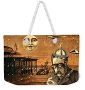 Treasure Steampunk Weekender Tote Bag