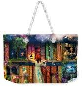 Fairytale Treasure Hunt Book Shelf Variant 2 Weekender Tote Bag