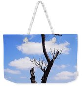Tree 8 Weekender Tote Bag