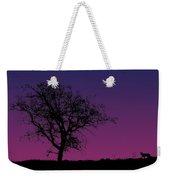 Tree And Coyote Weekender Tote Bag