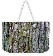 Tree Bark Detail Study Weekender Tote Bag