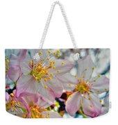 Tree Blossom Weekender Tote Bag