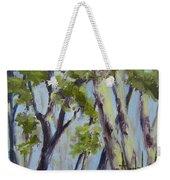 Tree Canopy Weekender Tote Bag
