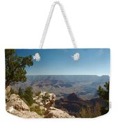 Tree Edge Weekender Tote Bag