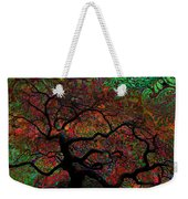 Tree Fabrica Abstract Graphic Weekender Tote Bag