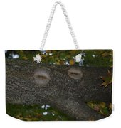 Tree Face 1 Weekender Tote Bag